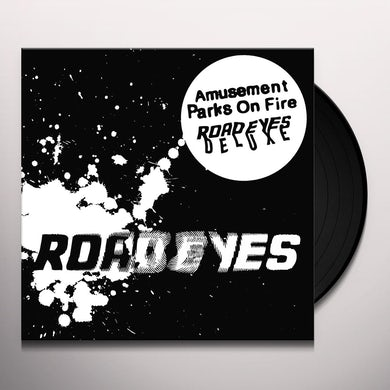 Amusement Parks On Fire ROAD EYES Vinyl Record