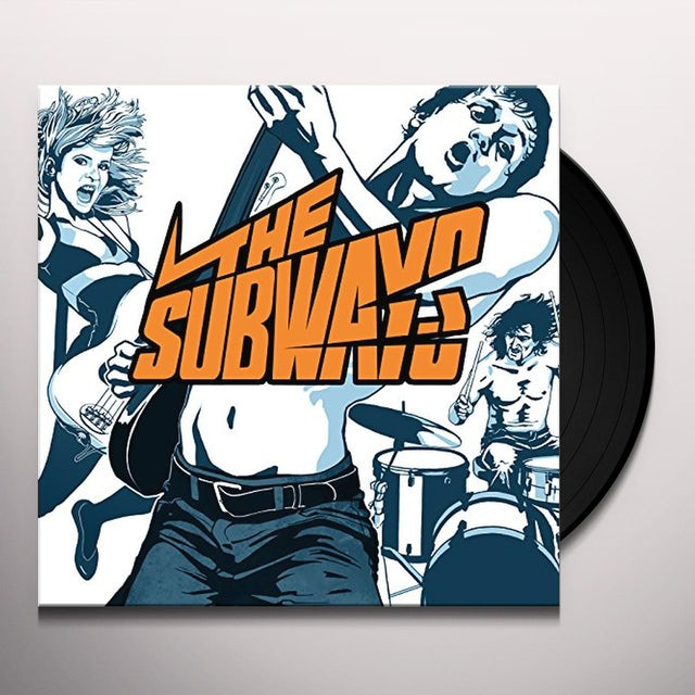 The Subways Vinyl Record