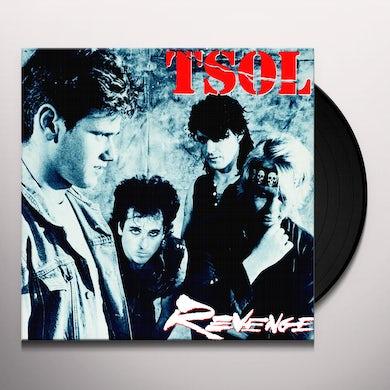 T.S.O.L. REVENGE Vinyl Record
