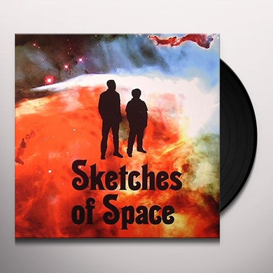 Aybee & Afrikan Sciences SKETCHES OF SPACE Vinyl Record
