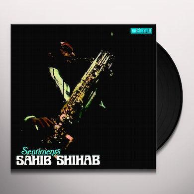 Sahib Shihab SENTIMENTS Vinyl Record