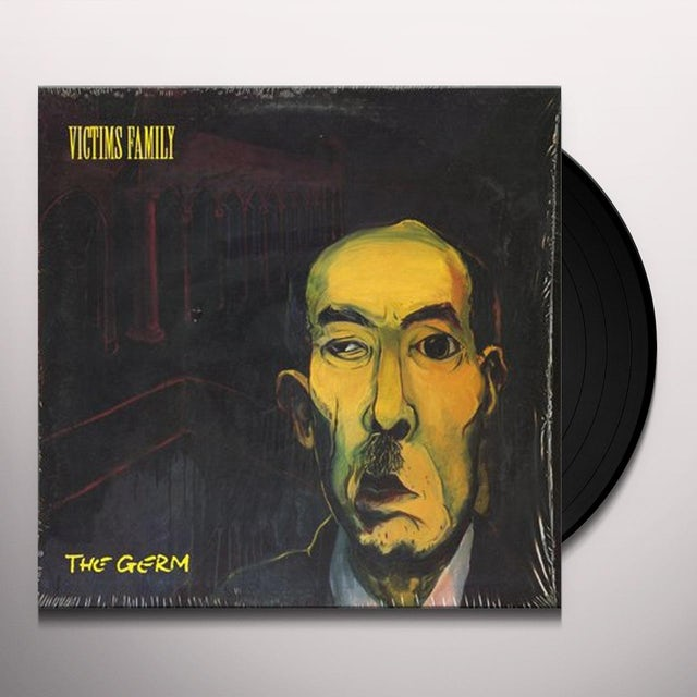 Victims Family GERM Vinyl Record