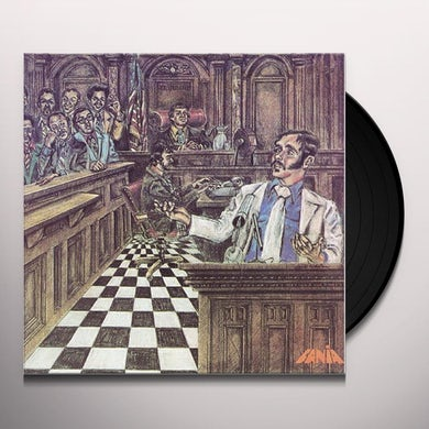 Willie Colon JUICIO Vinyl Record