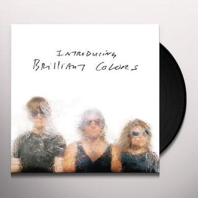 Brilliant Colors INTRODUCING Vinyl Record - Digital Download Included