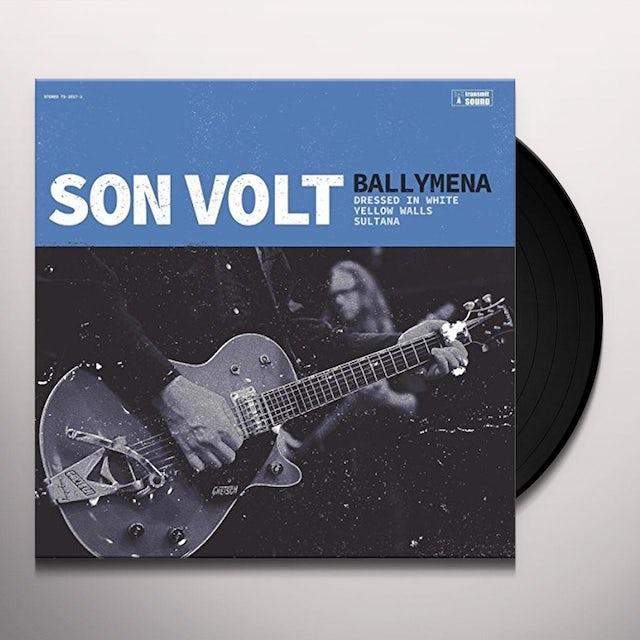 Son Volt BALLYMENA Vinyl Record