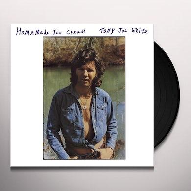 Tony Joe White HOMEMADE ICE CREAM Vinyl Record