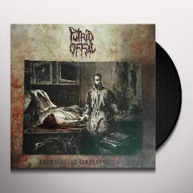 PUTRID OFFAL Sicknesses Obsessions Vinyl Record