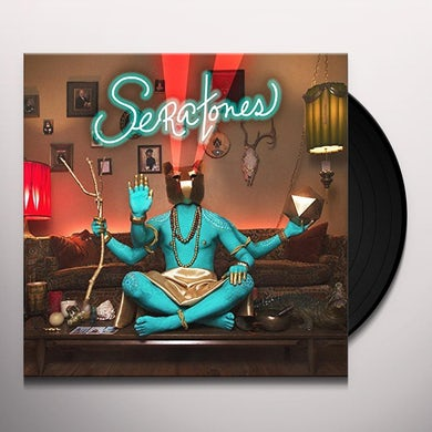 SERATONES NECROMANCER / TAKE IT EASY Vinyl Record