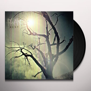 Rwake REST Vinyl Record