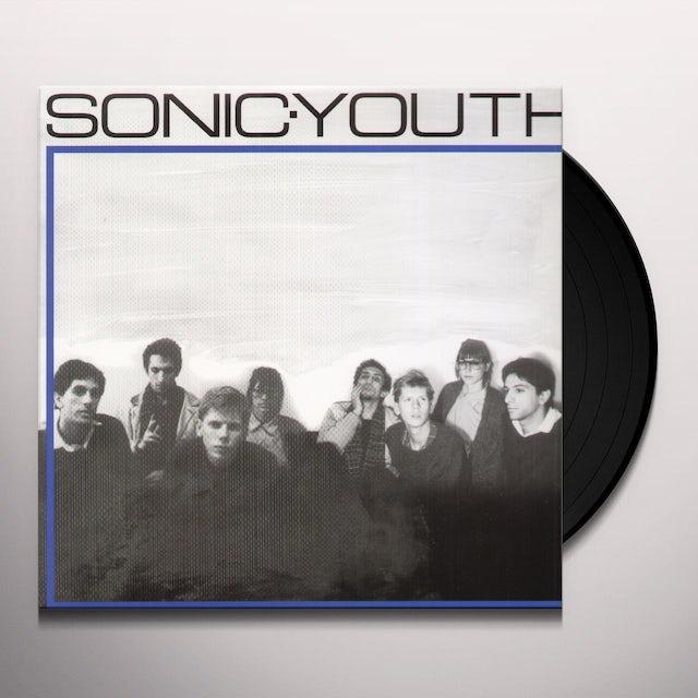 Sonic Youth Vinyl Record