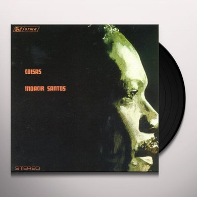 Moacir Santos COISAS Vinyl Record