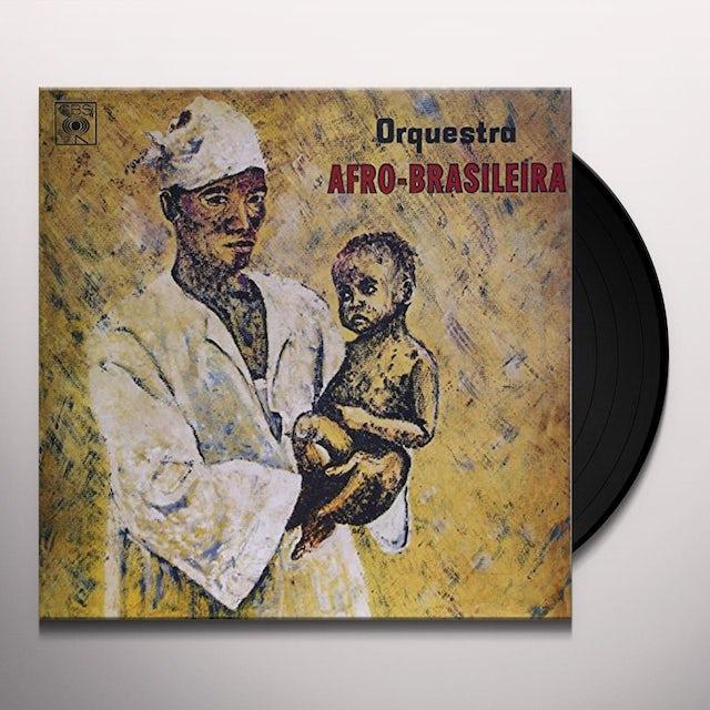 Orquestra Afro-Brasileira Vinyl Record