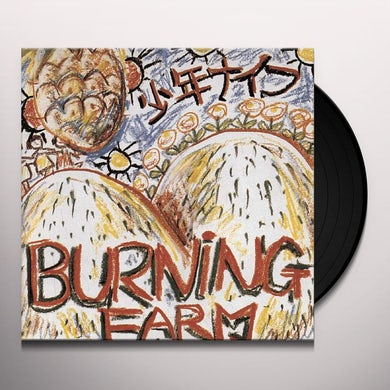 BURNING FARM Vinyl Record