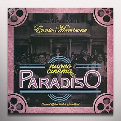 NUOVO CINEMA PARADISO / O.S.T.   NUOVO CINEMA PARADISO / Original Soundtrack Vinyl Record
