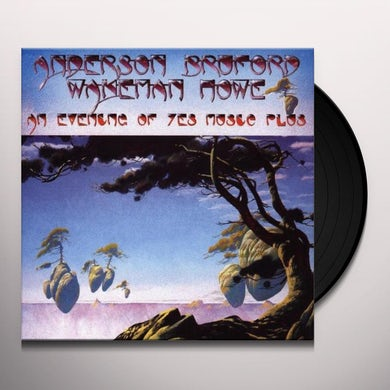 Anderson Bruford Wakeman & Howe AN EVENING OF YES MUSIC 1 Vinyl Record