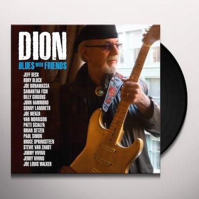 Dion Blues With Friends (2 LP) Vinyl Record
