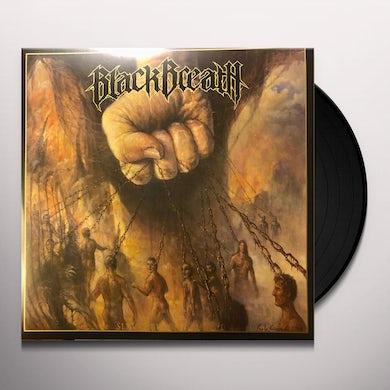 Black Breath SLAVES BEYOND DEATH Vinyl Record