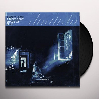 Knocked Loose DIFFERENT SHADE OF BLUE Vinyl Record