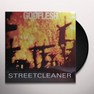 Godflesh STREET CLEANER Vinyl Record