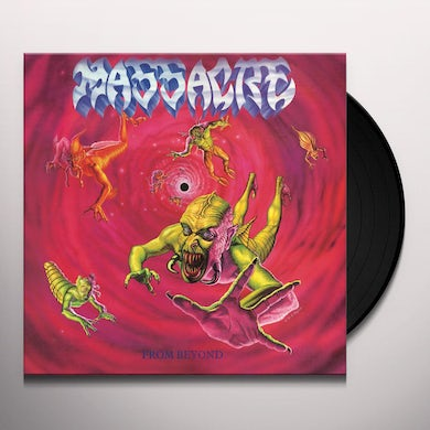 FROM BEYOND Vinyl Record