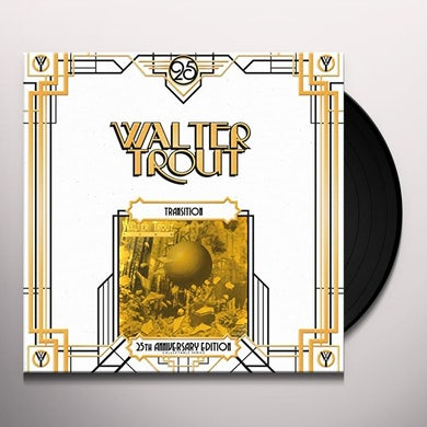 Walter Trout TRANSITION Vinyl Record