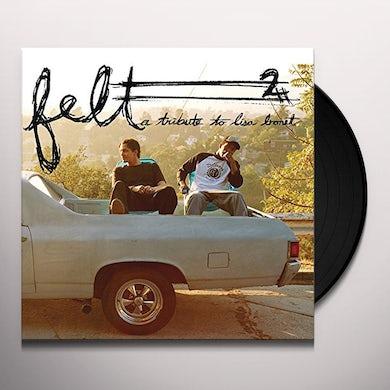 FELT 2: A TRIBUTE TO LISA BONET (10 YEAR ANNIVERSA Vinyl Record