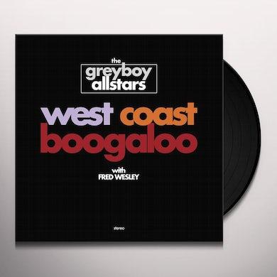 Greyboy Allstars WEST COAST BOOGALOO Vinyl Record