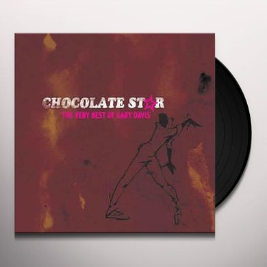 CHOCOLATE STAR THE VERY BEST OF GARY DAVIS Vinyl Record