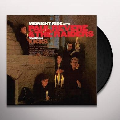 Paul Revere / Raiders / Mark Lindsay MIDNIGHT RIDE Vinyl Record