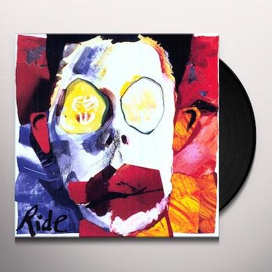 Ride GOING BLANK AGAIN Vinyl Record