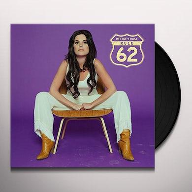 Whitney Rose RULE 62 Vinyl Record