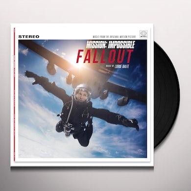 Lorne Balfe MISSION: IMPOSSIBLE - FALLOUT / Original Soundtrack Vinyl Record