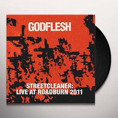 Godflesh STREETCLEANER LIVE AT ROADBURN 2011 Vinyl Record