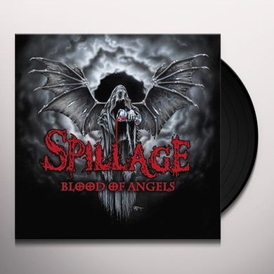 Spillage BLOOD OF ANGELS Vinyl Record