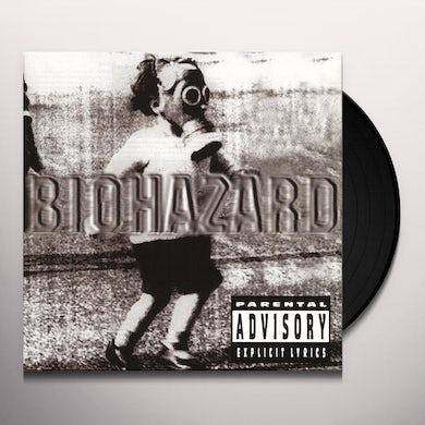 Biohazard STATE OF THE WORLD ADDRESS Vinyl Record