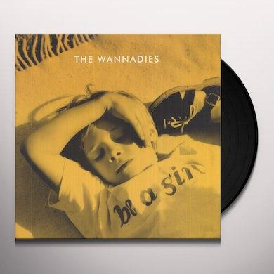 The Wannadies BE A GIRL Vinyl Record