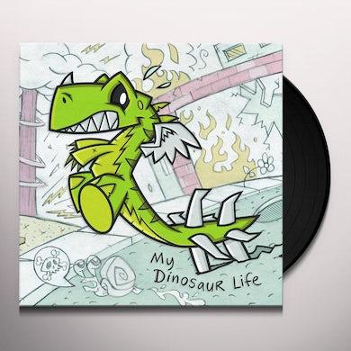 Motion City Soundtrack MY DINOSAUR LIFE Vinyl Record