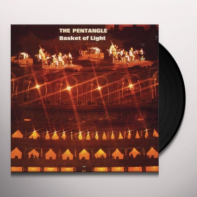 BASKET OF LIGHT Vinyl Record