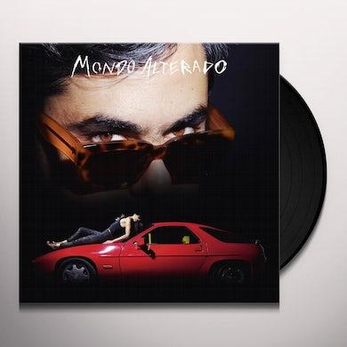 Rebolledo MONDO ALTERADO Vinyl Record