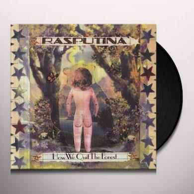 Rasputina HOW WE QUIT THE FOREST Vinyl Record