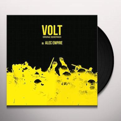 Alec Empire VOLT / Original Soundtrack Vinyl Record