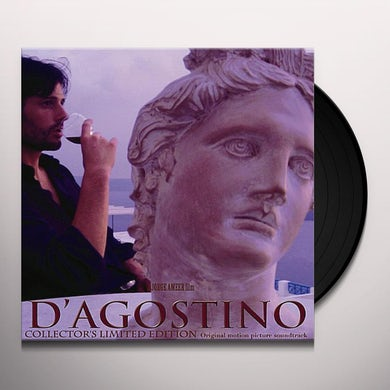 D'Agostino Original Soundtrack Vinyl Record