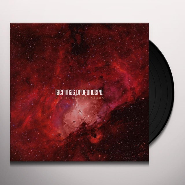 Lacrimas Profundere BLEEDING THE STARS Vinyl Record