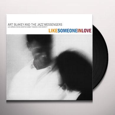 Art Blakey LIKE SOMEONE IN LOVE Vinyl Record