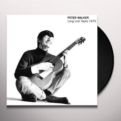 Peter Walker LONG LOST TAPES 1970 Vinyl Record