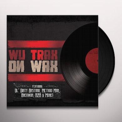 WU TRAX ON WAX / VARIOUS Vinyl Record