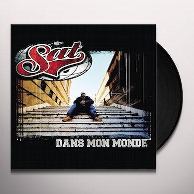 Sat L'Artificier DANS MON MONDE Vinyl Record