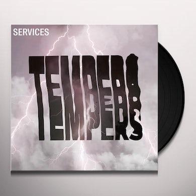 Services (Clear Vinyl) Vinyl Record