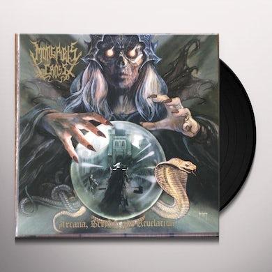 Mongrel'S Cross Arcana  Scrying And Revelation Vinyl Record