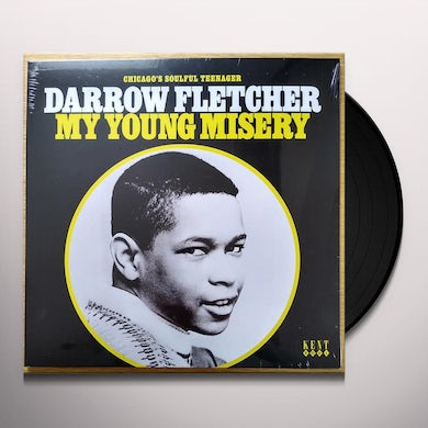 MY YOUNG MISERY Vinyl Record